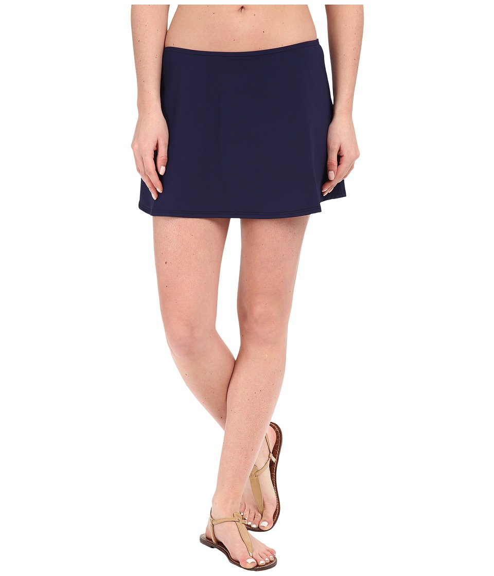 Tommy Bahama - Pearl Pull-On Skirt Cover-Up (Mare Navy) Women's Skirt plus size,  plus size fashion plus size appare