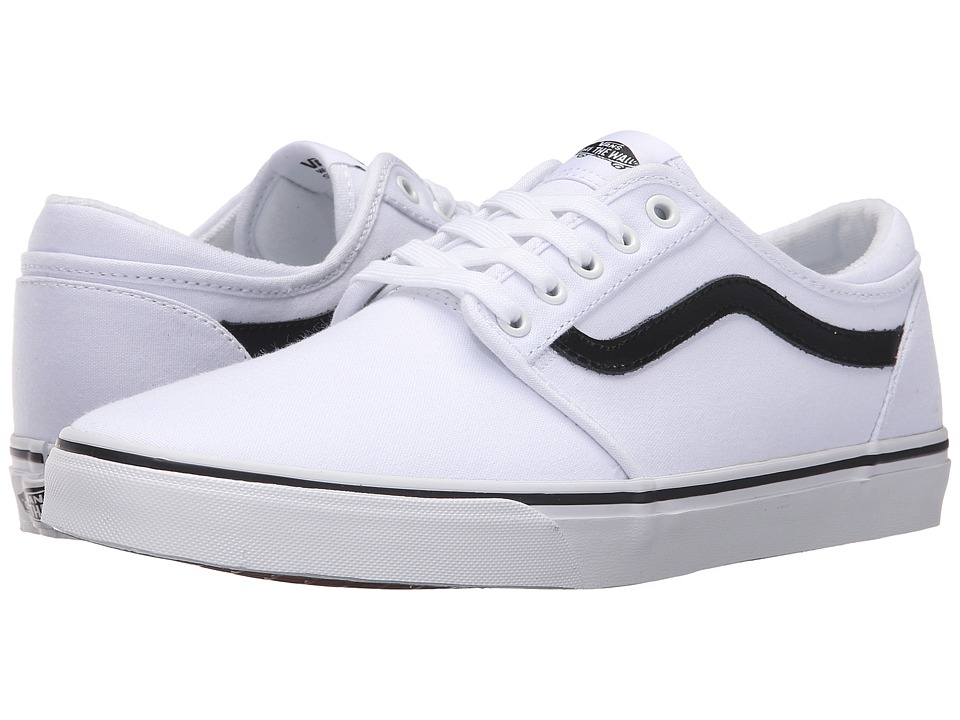 Vans - Cordova ((Canvas) True White) Skate Shoes