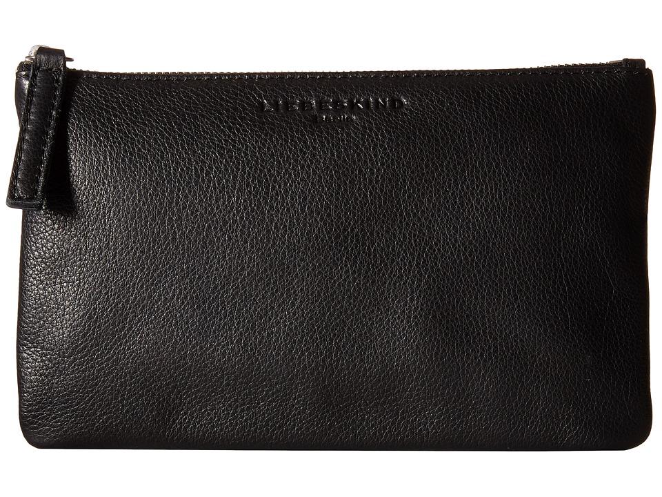 Liebeskind - Jenny (Black) Clutch Handbags