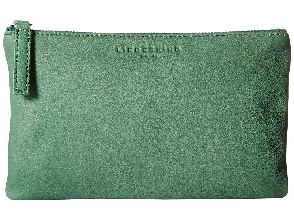 Liebeskind - Jenny (New Green) Clutch Handbags