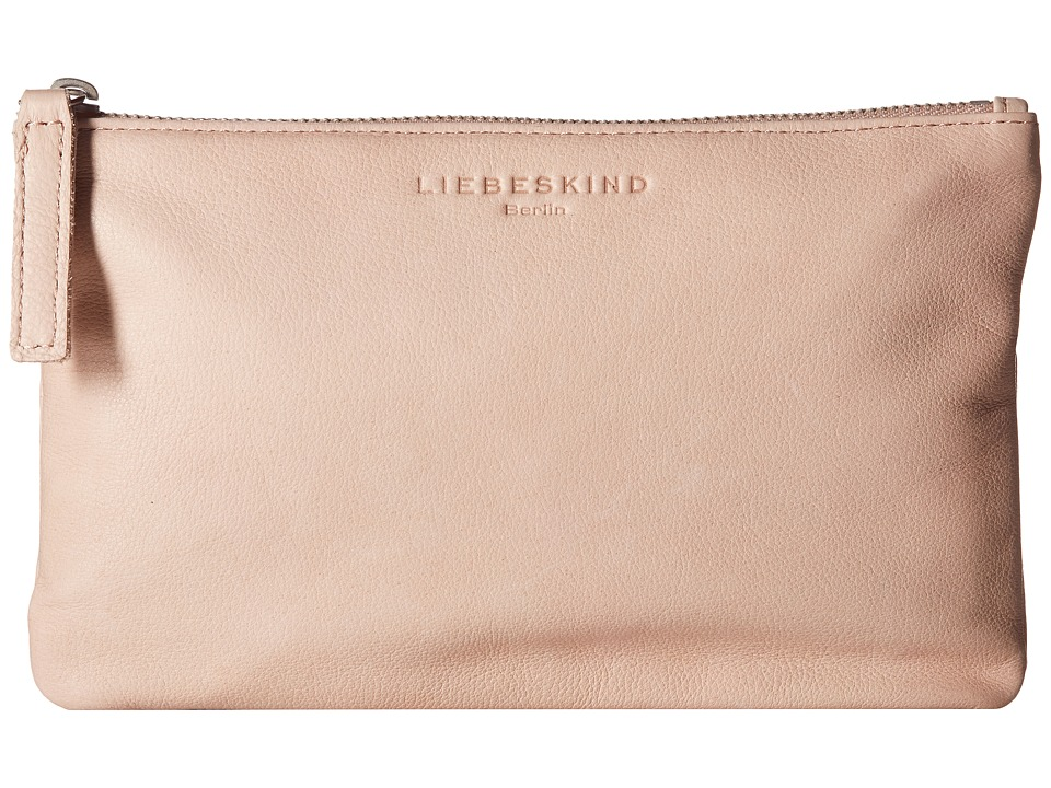 Liebeskind - Jenny (Light Powder) Clutch Handbags
