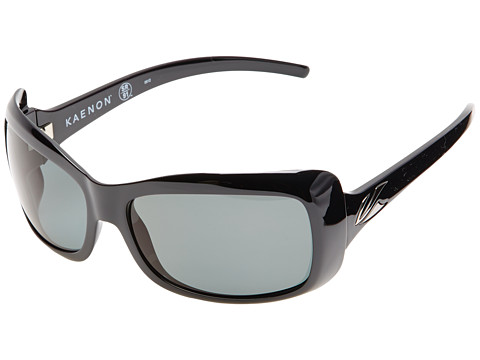 Kaenon - Georgia SR91 (Polarized) (Black W/G-12 Lens Tint) Sport Sunglasses
