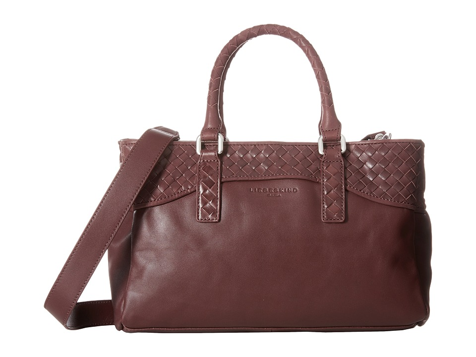 Liebeskind - Georgia (New Bordeaux) Handbags