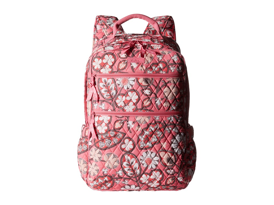 Vera Bradley - Tech Backpack (Blush Pink) Backpack Bags