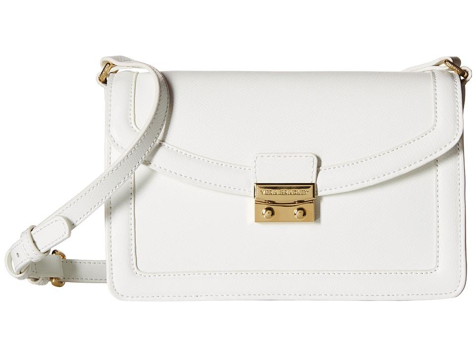 Vera Bradley - Tess Crossbody (Oyster) Cross Body Handbags