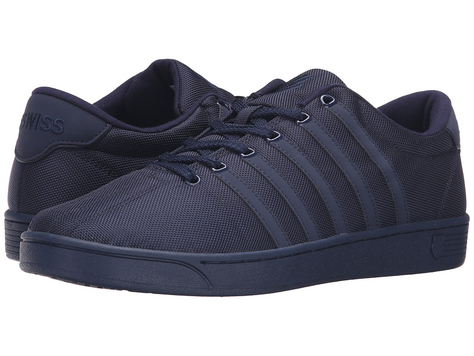 K-Swiss - Court Pro II T CMF (Navy/Navy Mesh) Men's Tennis Shoes