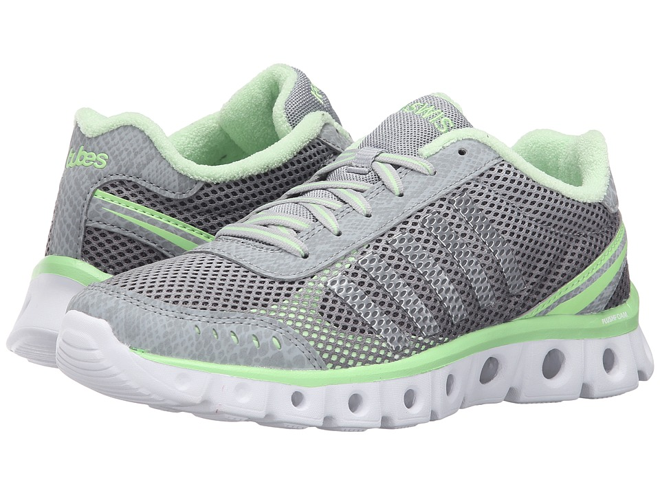 K-Swiss - X Lite Athletic CMF (High Rise/Paradise Green Mesh) Women's Cross Training Shoes