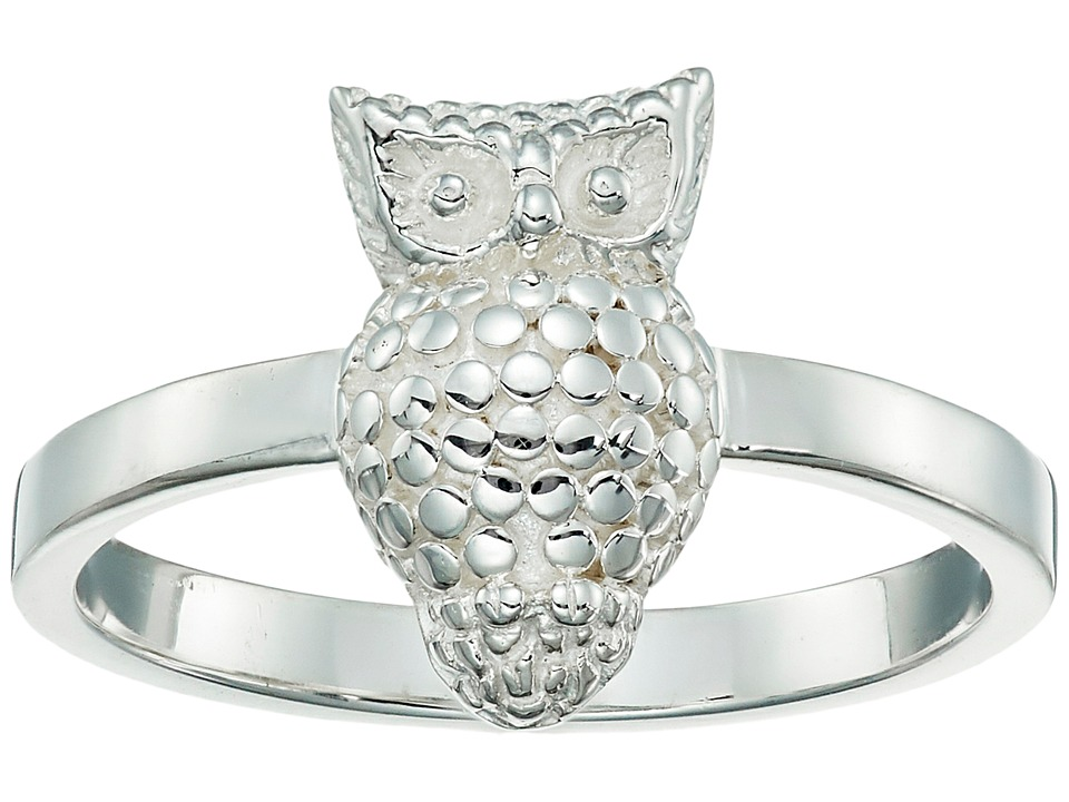 Anna Beck - Owl Ring (Sterling Silver) Ring