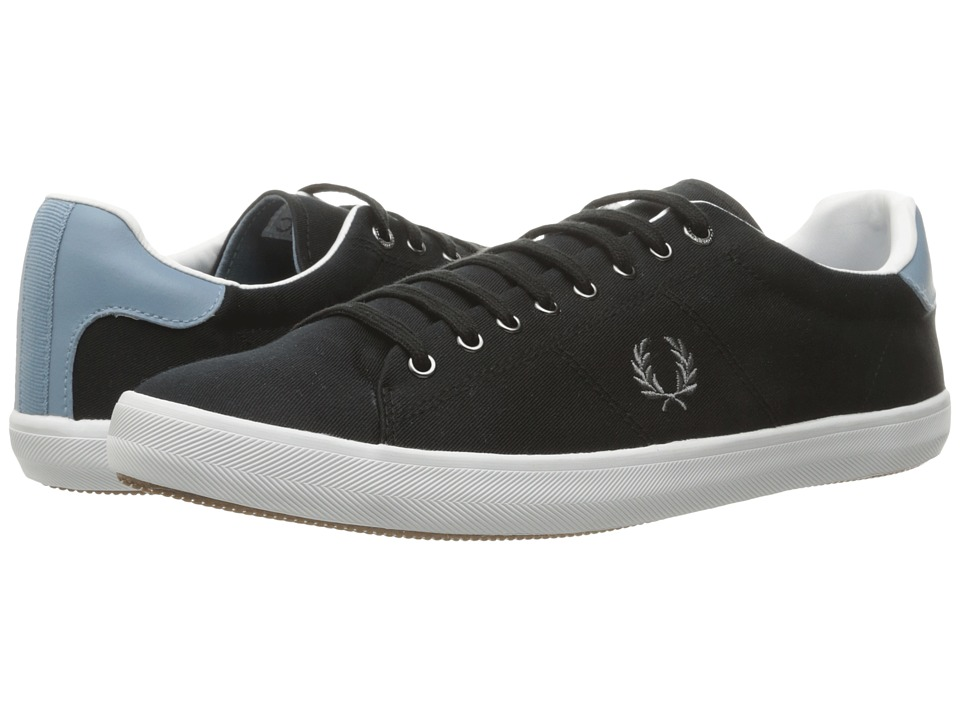 Fred Perry - Howells Twill (Black) Men