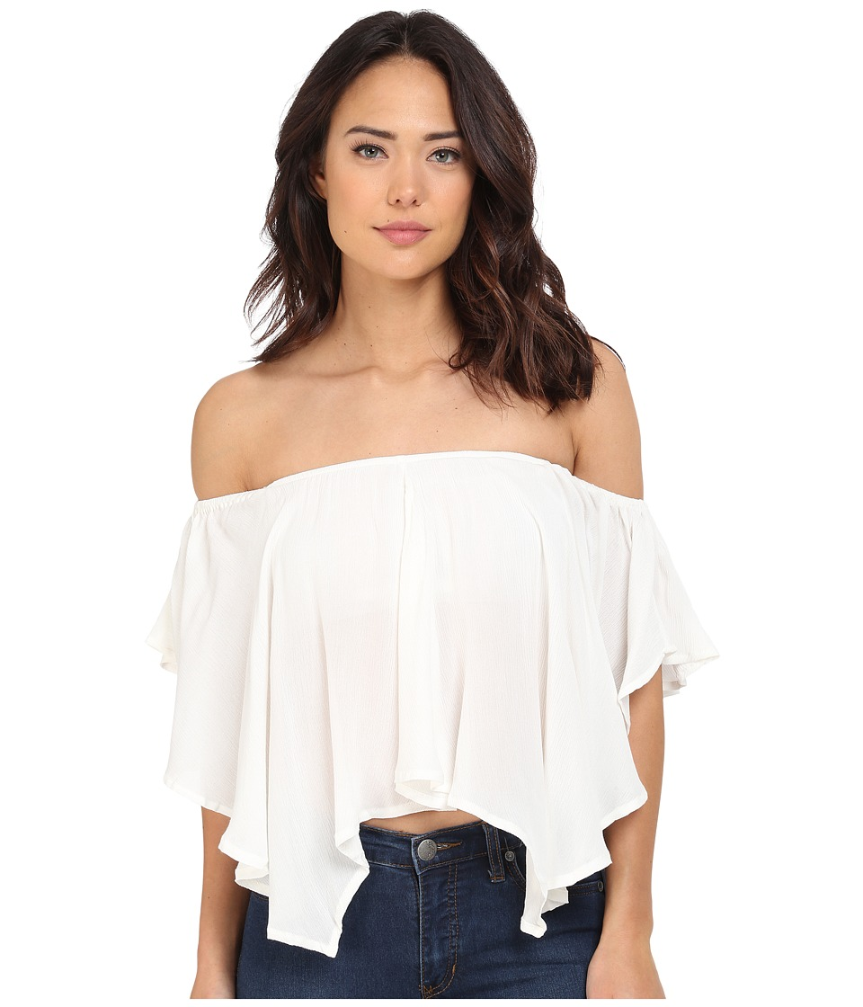 Free People - Merpati Top (Ivory) Women's Clothing