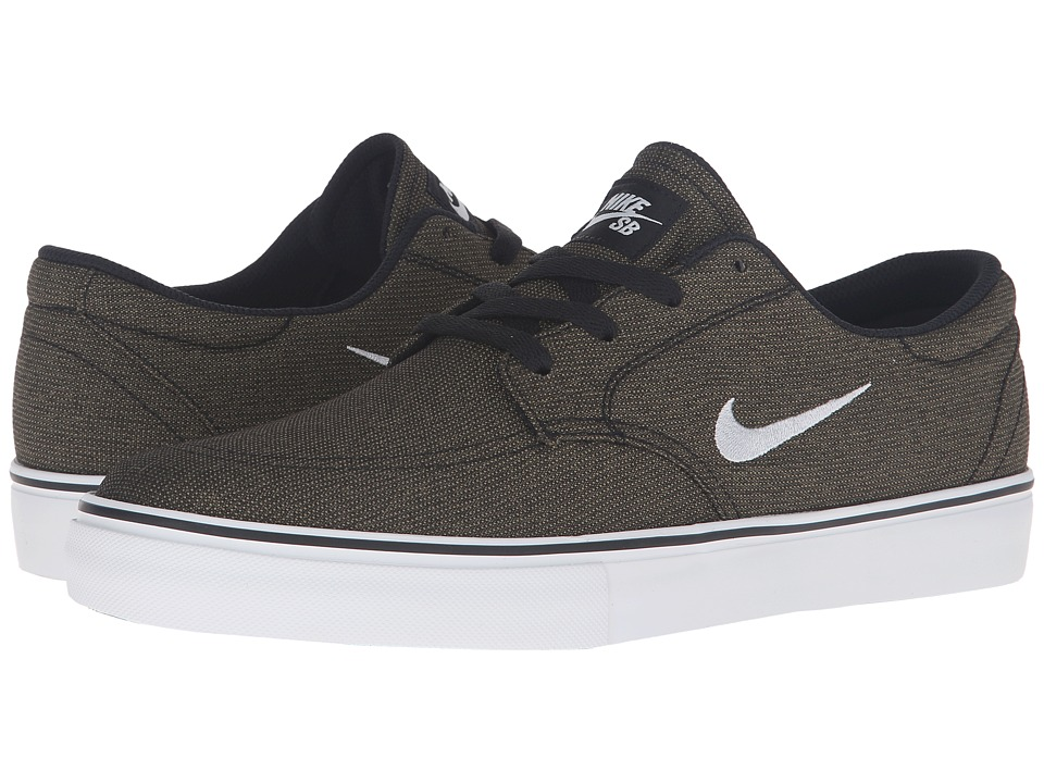 Nike SB Clutch (Black/Pure Platinum/Medium Olive) Men