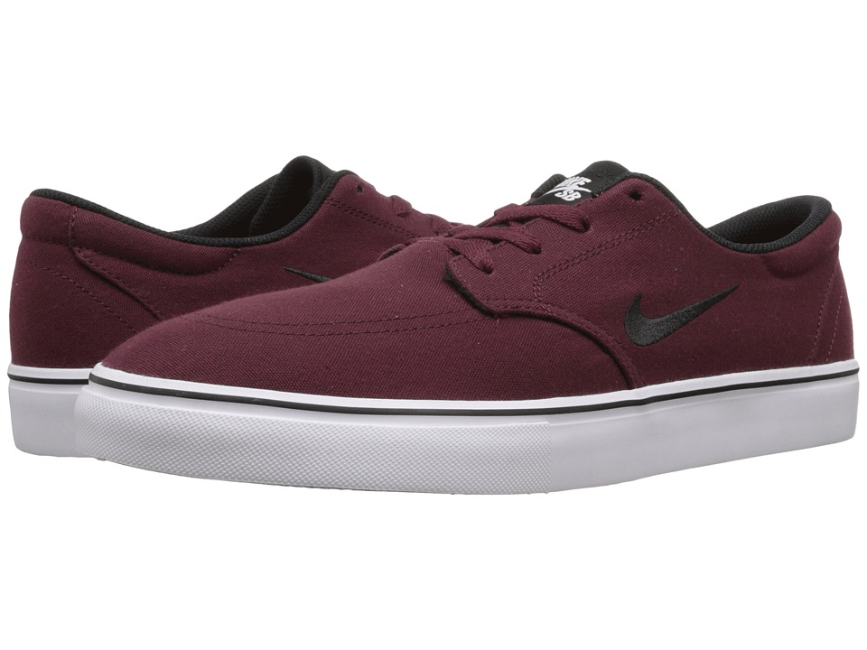 Nike SB Clutch (Night Maroon/Black/White/University Red) Men
