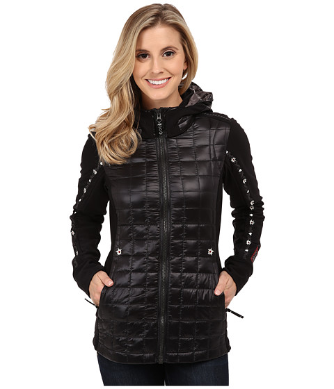 Alp-n-Rock - Flex Jacket (Black) Women