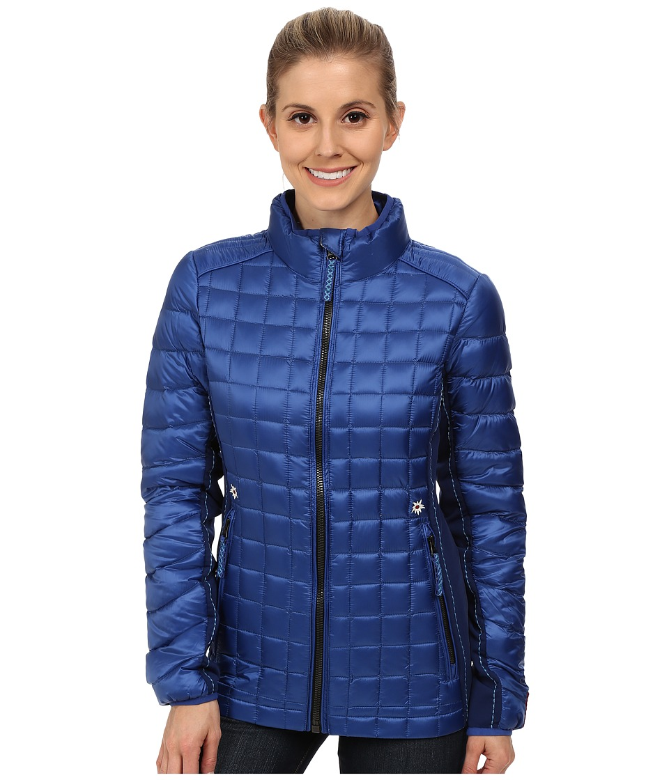 Image of Alp-n-Rock - Alpina Jacket (Blue) Women's Coat
