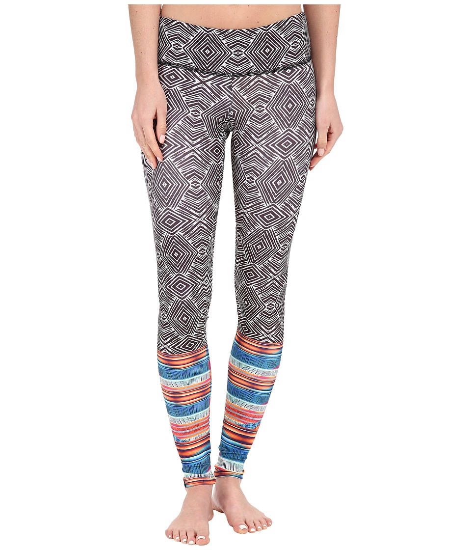 Onzie - Tribal Effects Graphic Leggings (Tribal Effects) Women's Casual Pants