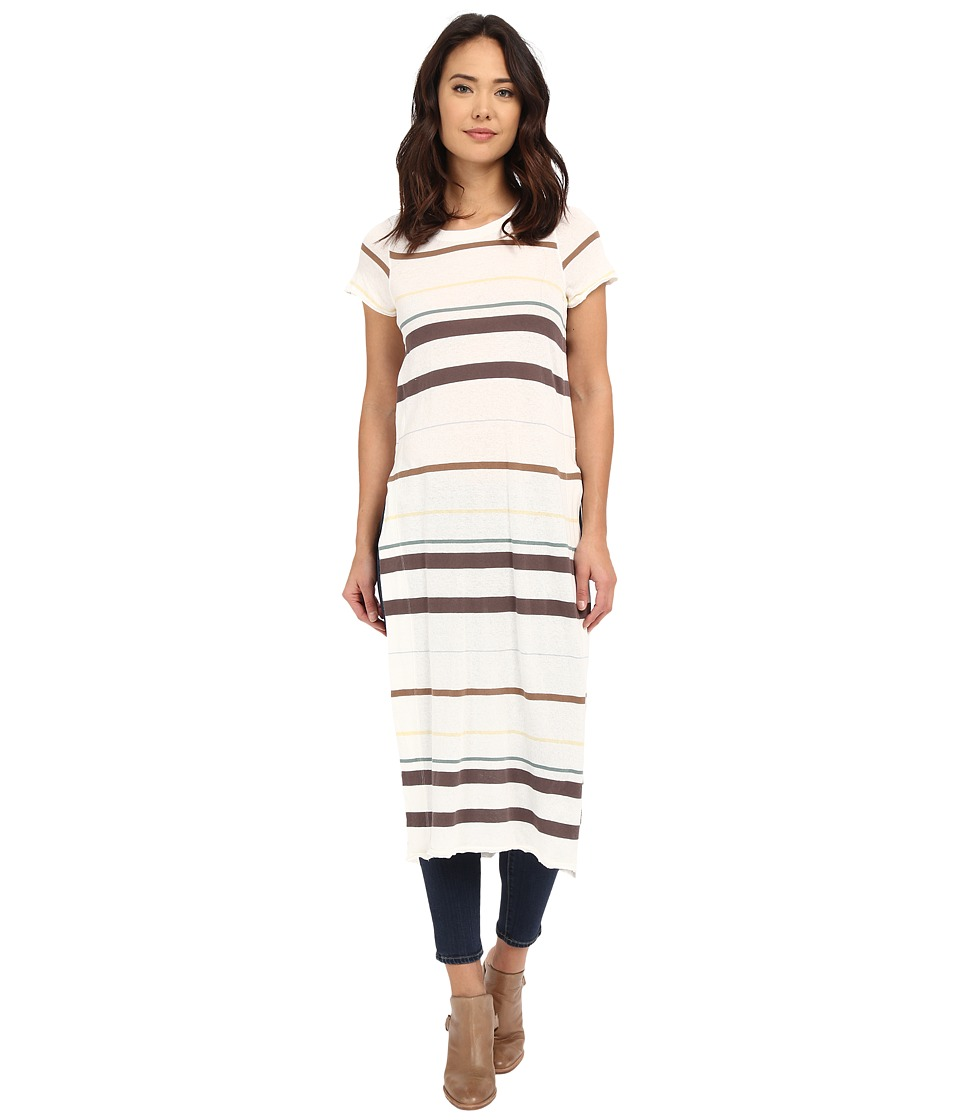 Free People - Too Legit Tunic (Ivory Combo) Women's Dress