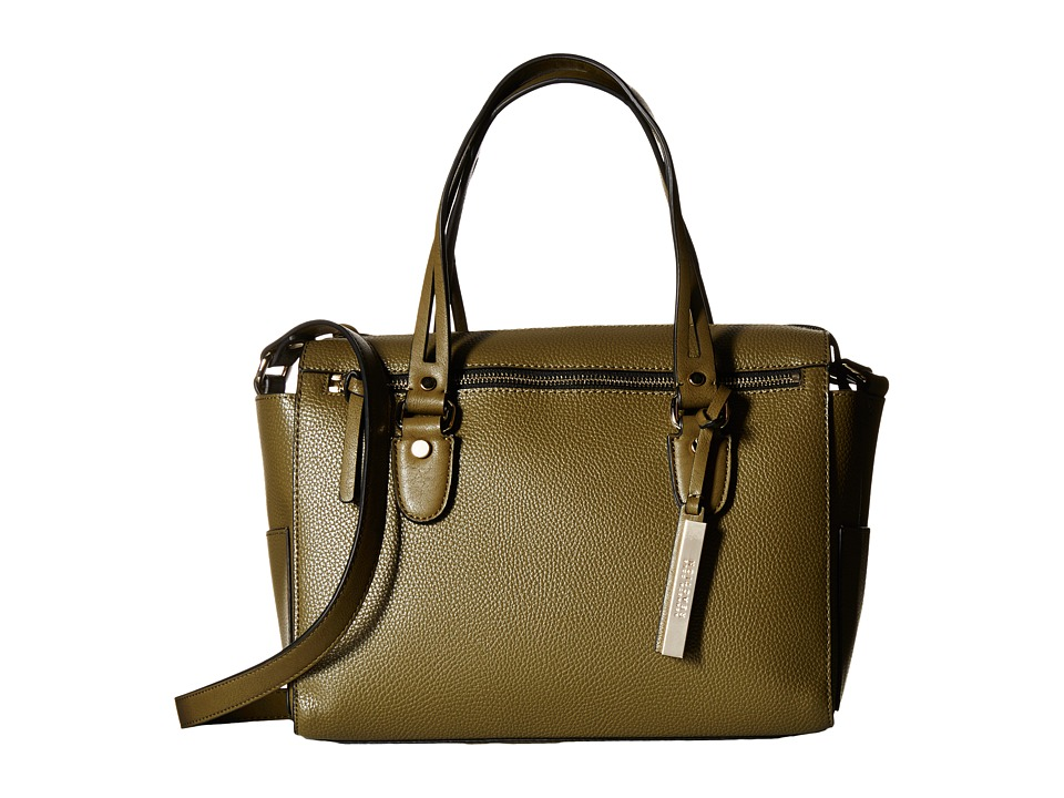 Kenneth Cole Reaction - Get a Handle Large Satchel (Cadet Olive) Satchel Handbags