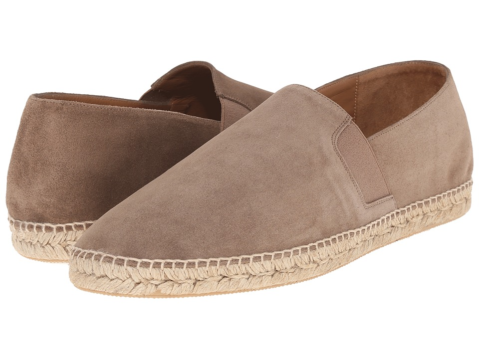 Vince - Tucker (Truffle) Men's Slip on Shoes