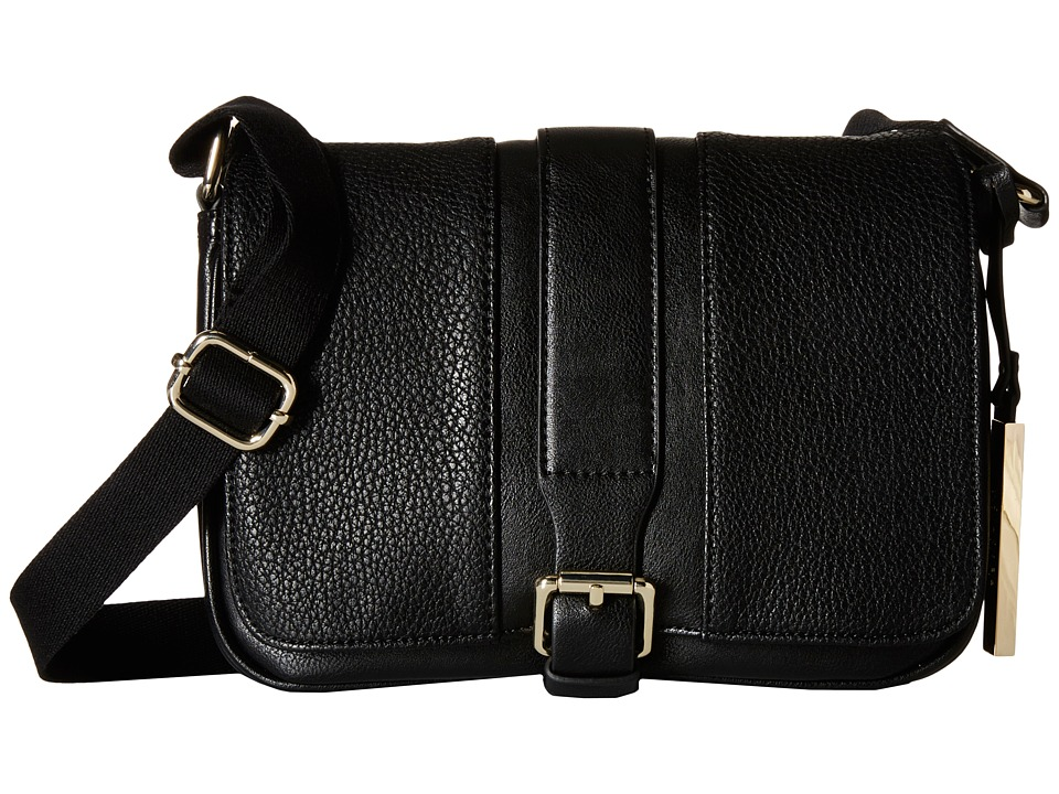 Kenneth Cole Reaction - Inroads Crossbody (Black) Cross Body Handbags
