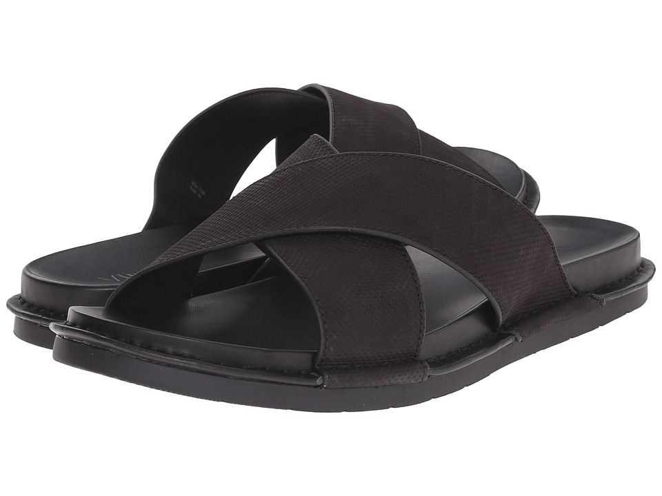 Vince - Weston (Black Perf) Men's Sandals