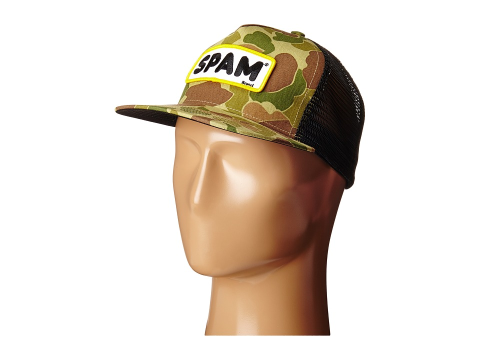 HUF - Spam Trucker (Frogskin Camo) Caps