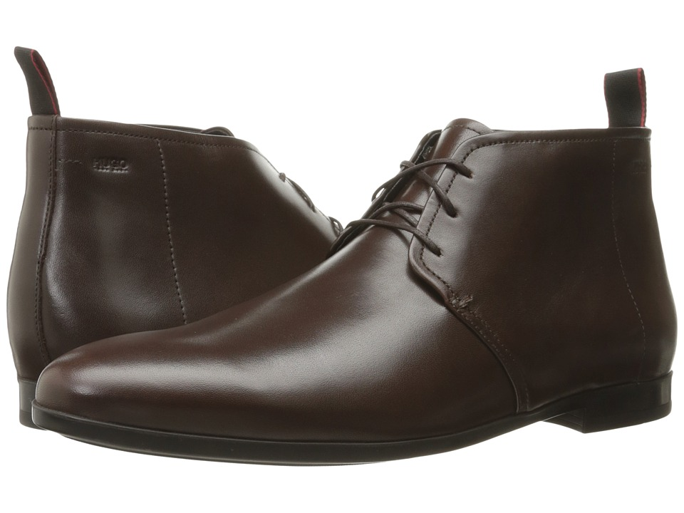 BOSS Hugo Boss - Pariss Desb by HUGO (Dark Brown) Men's Shoes