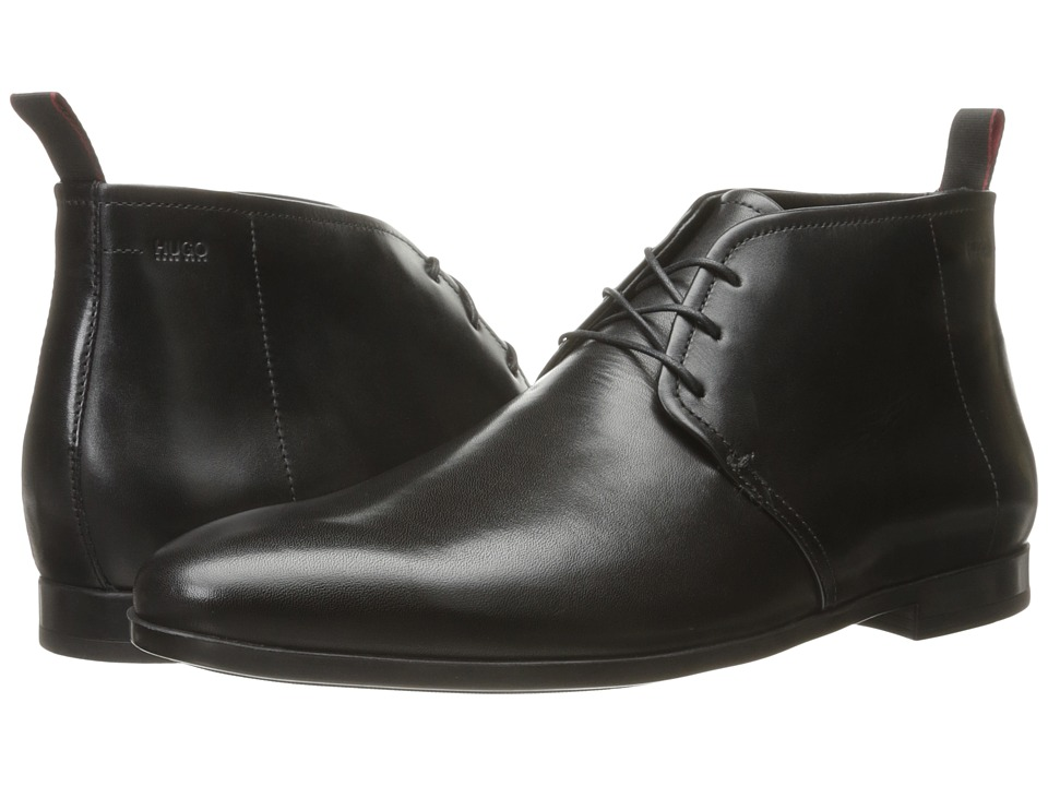 BOSS Hugo Boss - Pariss Desb by HUGO (Black) Men's Shoes