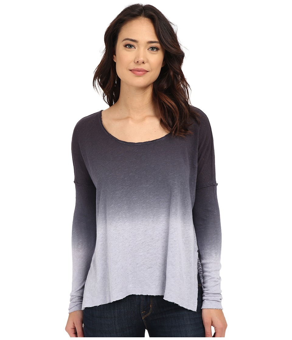 Free People - Starry Night Tee (Lavender Mist/Grey Combo) Women's T Shirt