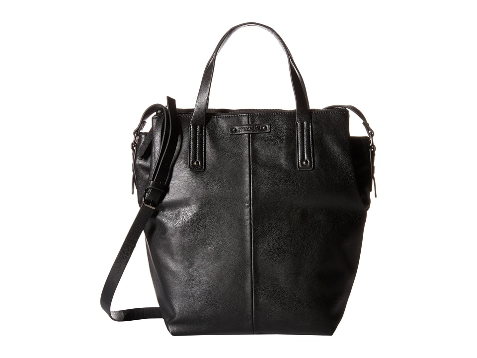 Kenneth Cole Reaction - Double Duty Tote (Black) Cross Body Handbags