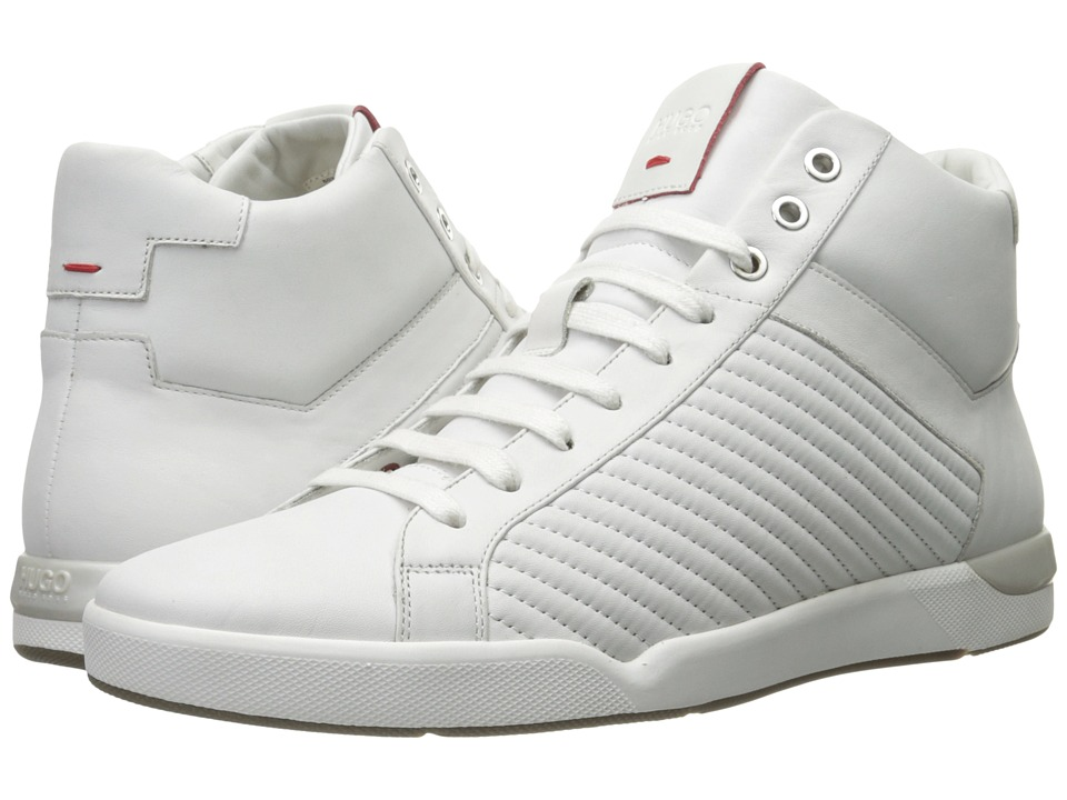 BOSS Hugo Boss - Fusion Midc ltma by HUGO (White) Men's Shoes