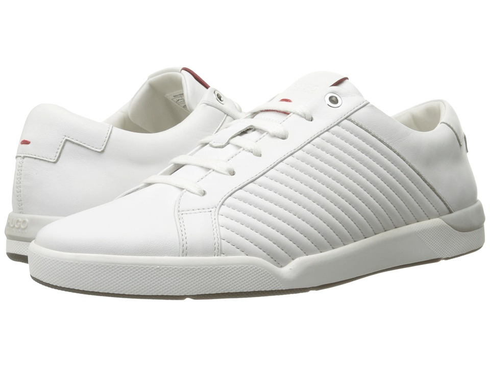 BOSS Hugo Boss - Fusion Tenn ltma by HUGO (White) Men's Shoes