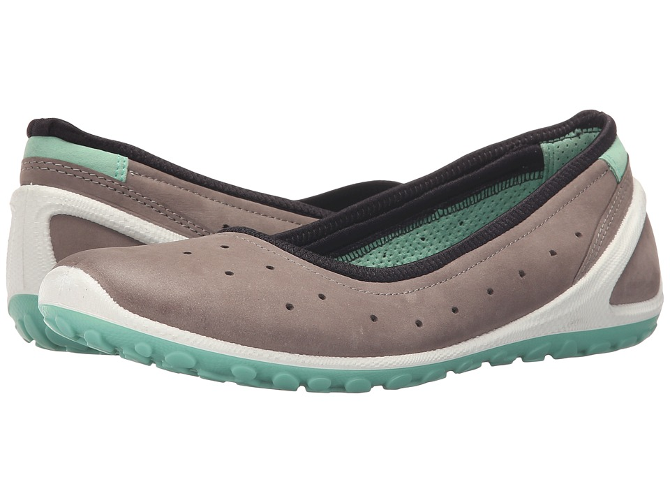 ECCO Sport - Biom Lite Flat (Warm Grey) Women's Flat Shoes