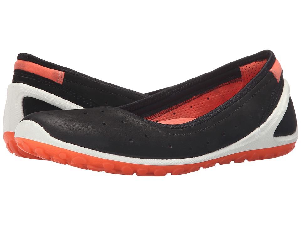 ECCO Sport - Biom Lite Flat (Black) Women's Flat Shoes