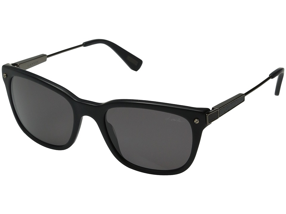 Lanvin - SLN633 (Black/Grey) Fashion Sunglasses