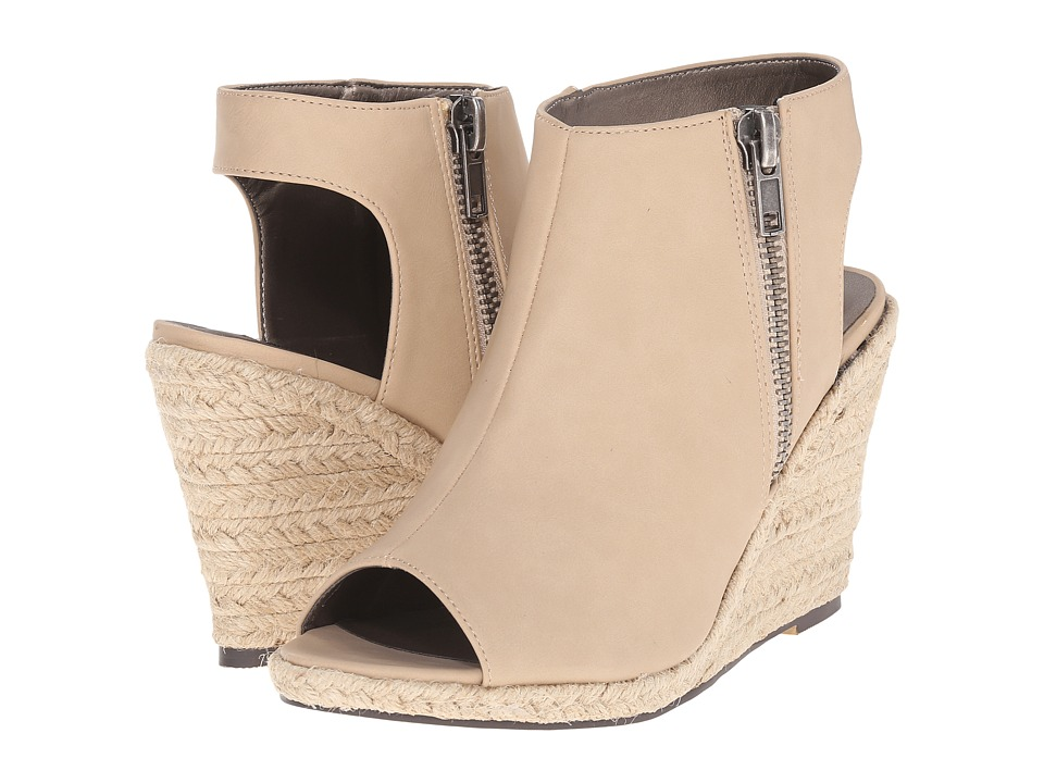 Michael Antonio - Genna (Natural) Women's Wedge Shoes