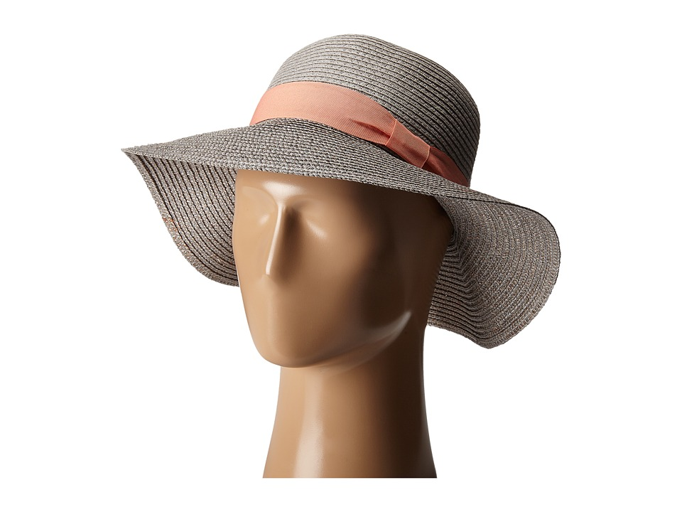 Michael Stars - Glisten in the Sun Floppy Hat (Oyster) Caps