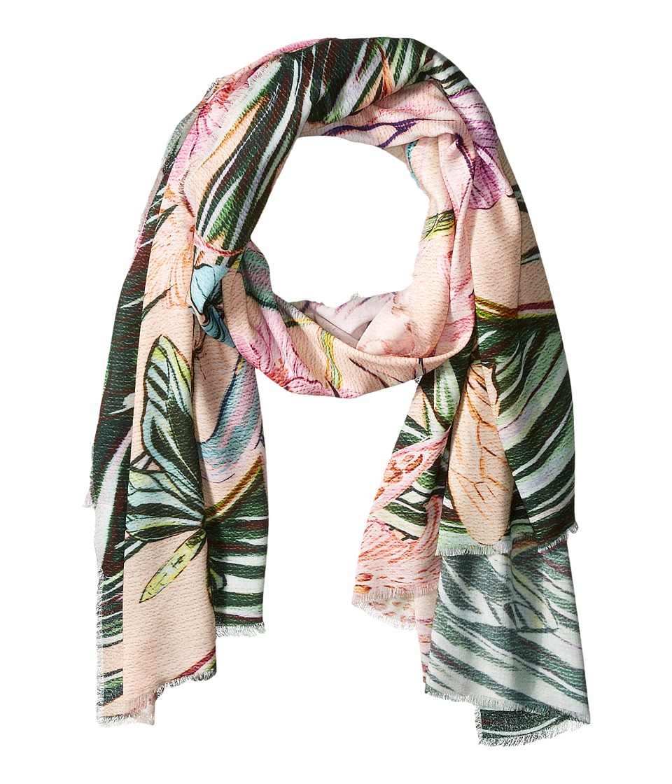 Michael Stars - Flamingo Wrap (Bikini) Scarves