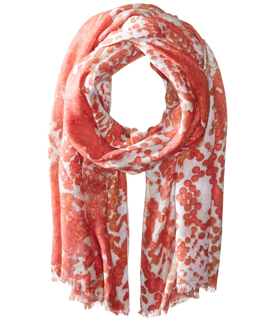 Michael Stars - Dotted Python Scarf (Sea Lily) Scarves