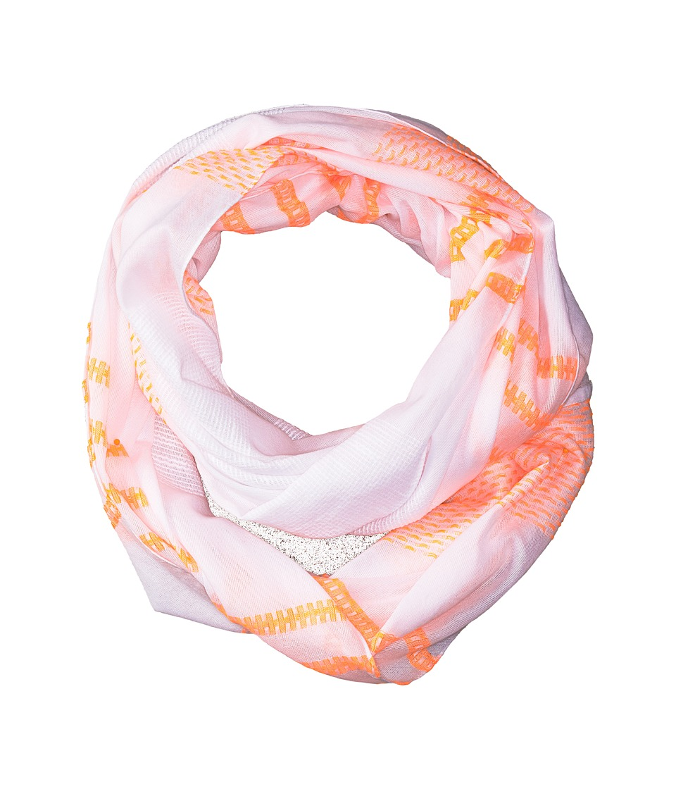 Michael Stars - Oceanside Stripe Eternity Scarf (Bikini) Scarves