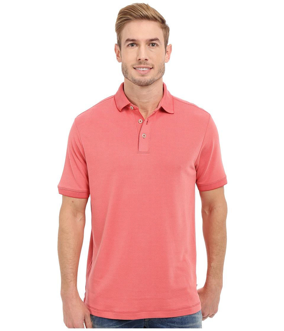 Tommy Bahama - New Ocean View Polo (Cheri) Men's Clothing