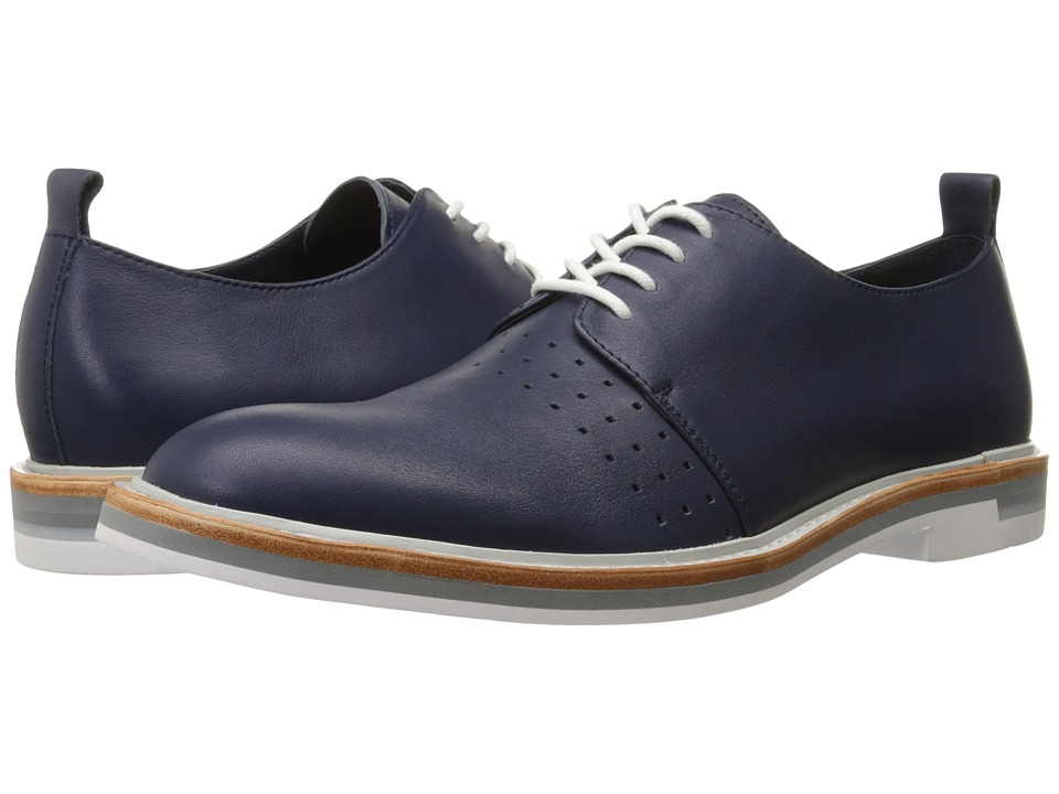 Calvin Klein - Jaylon (Dark Navy Leather) Men