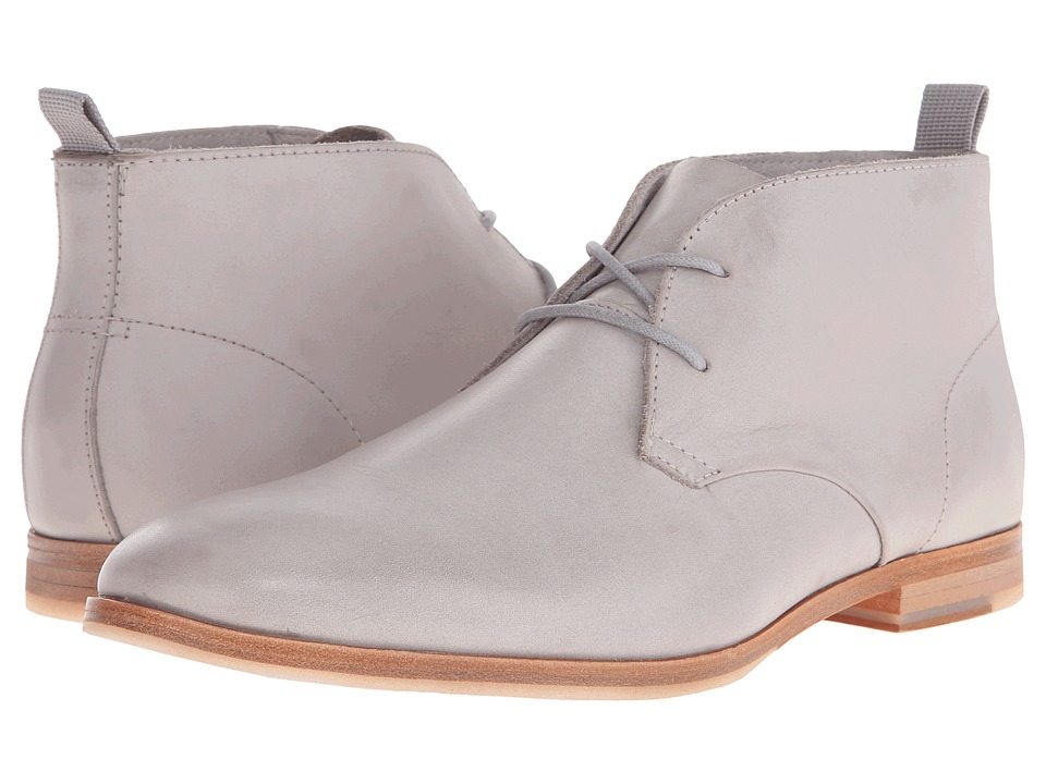Calvin Klein Farnel (Grey Washed Leather) Men