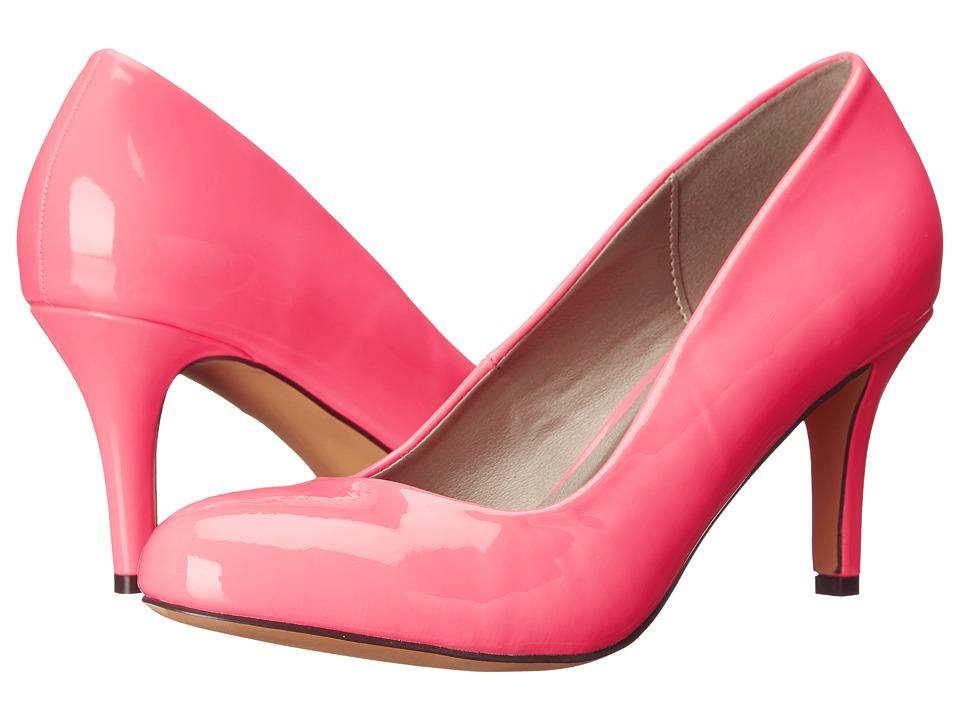 Michael Antonio Finnea Patent (Pink Patent) High Heels