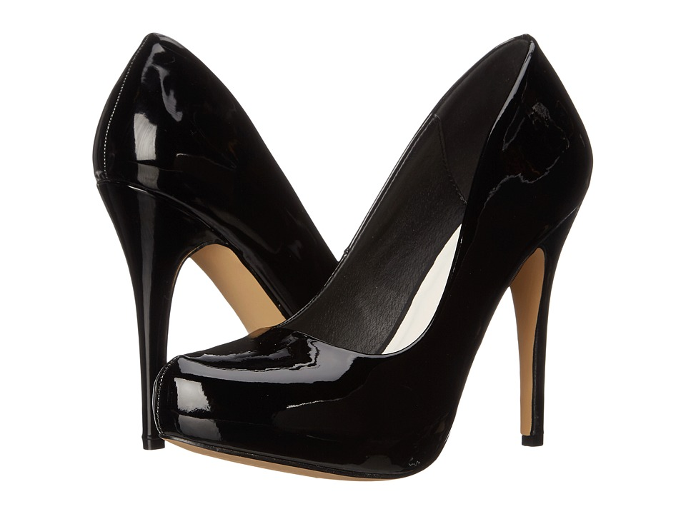 Michael Antonio - Launey - Patent (Black Patent) High Heels