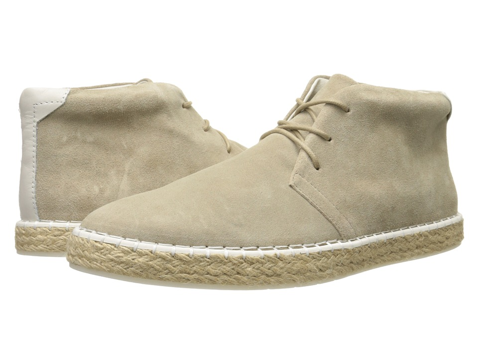 Calvin Klein - Price (Sand Calf Suede) Men's Lace-up Boots