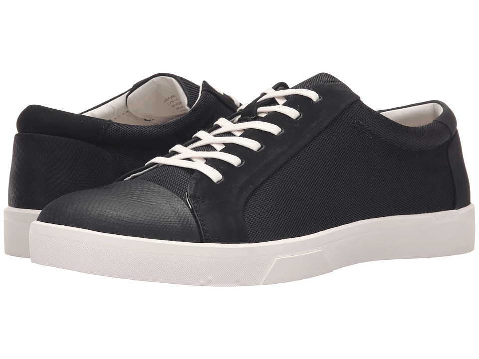 Calvin Klein - Igor (Black Nubuck) Men's Lace up casual Shoes
