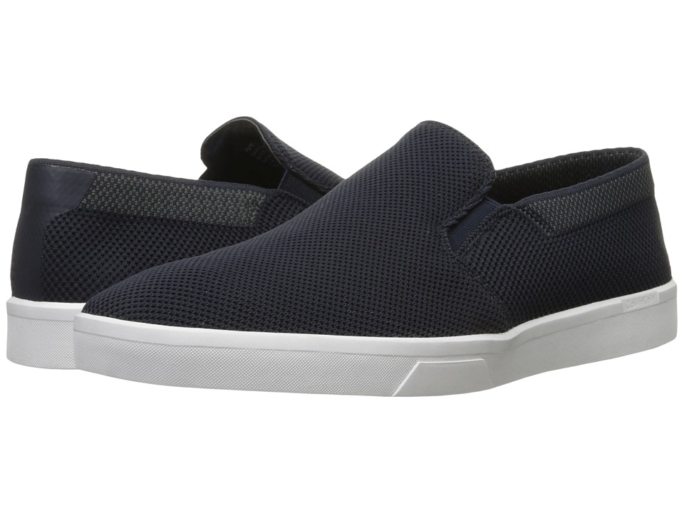 Calvin Klein Ives (Dark Navy Knit Weave) Men