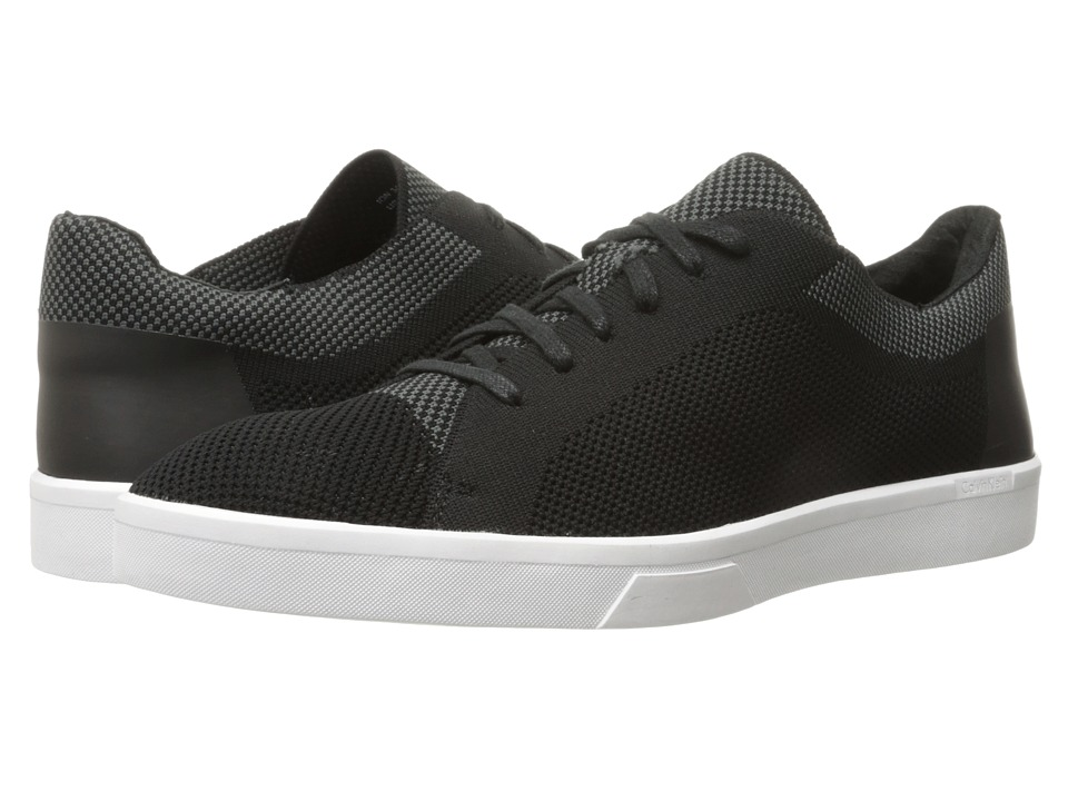 Calvin Klein Ion (Black Knit Weave) Men