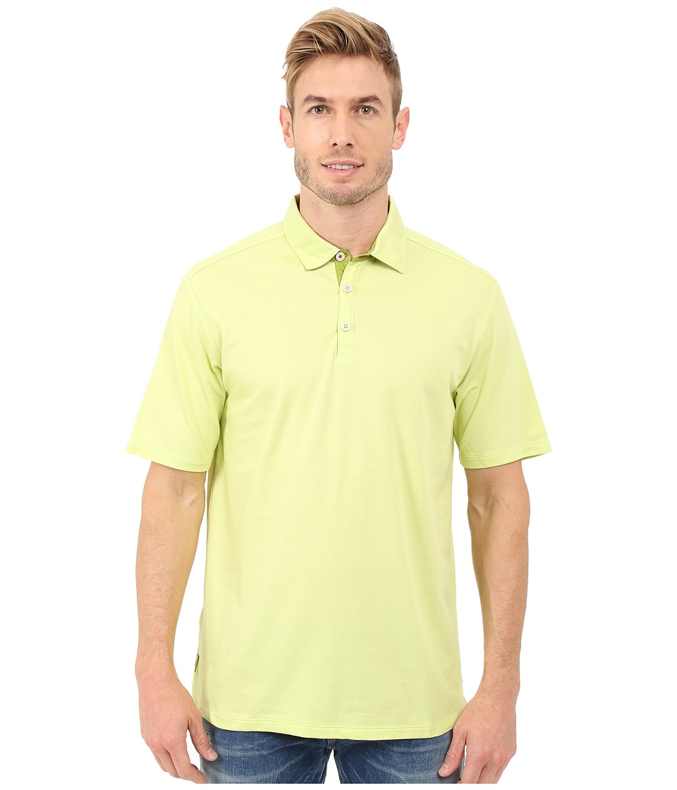 Tommy Bahama - New Double Eagle Spectator (Lime Fizz) Men's Clothing