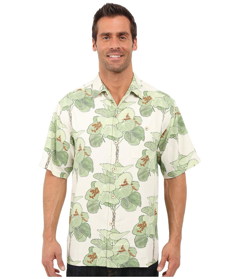 Tommy Bahama - I'm a Big Fan Tortola Silk Camp Shirt (Continental) Men's Clothing